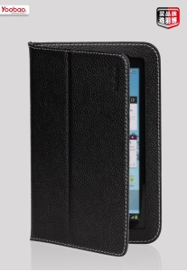 Yoobao Litchi Grain Leather Case Cover Stand for Samsung Galaxy Tab2 7.0 P3100 P3110