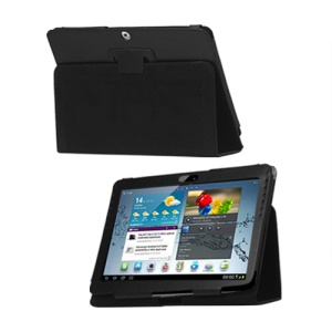 Slim Leather Stand Case Cover for Samsung Galaxy Tab 2 10.1 P5100 P5110