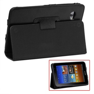 Premium Stand Folio Leather Case for Samsung Galaxy Tab 7.0 Plus P6200 P6210 P3100 P3110