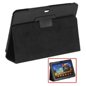 Portable Leather Flip Case for Samsung Galaxy Tab 8.9 P7300 P7310