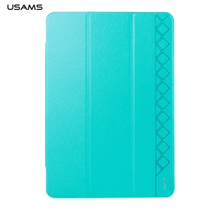 Blue USAMS Starry Sky Series Stand Leather Shell for Samsung Galaxy Note Pro 12.2 P905 / Tab Pro 12.2 T900