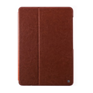 HOCO Crystal Series Retro Leather Cover for Samsung Galaxy Note Pro 12.2 P901 / Tab Pro 12.2 T905 - Brown