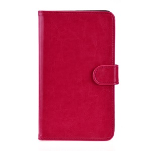 Rose for Huawei MediaPad X1 7.0 Crazy Horse Leather Stand Cover
