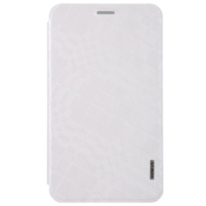 Baseus Brocade Series Leather Cover with Bracket for Huawei MediaPad X1 7.0 - White