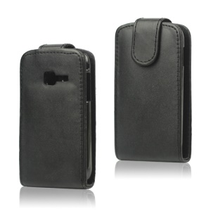 Magnetic Leather Case Cover for Samsung Wave Y S5380 Wave 538