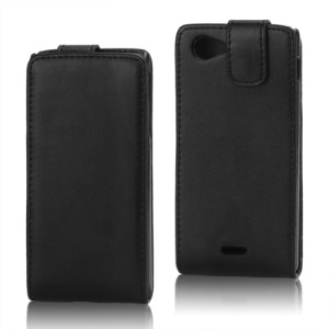 Magnetic PU Leather Flip Case for Sony Xperia J ST26i ST26a