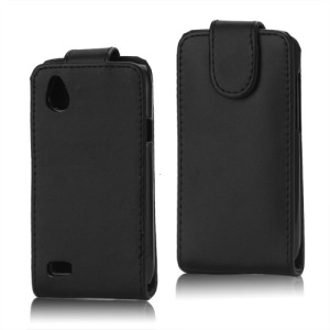 Excellent Magnetic Flap Vertical Leather Flip Case Cover for HTC Desire V T328w Desire X T328e