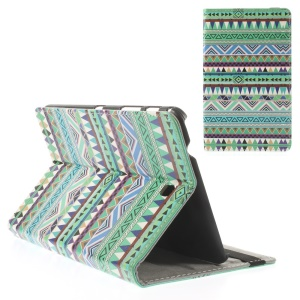 Aztec Tribe Leather Stand Cover for Samsung Galaxy Tab 4 8.0 T330 T335