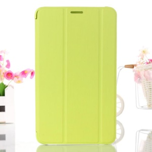 Green Smart Leather Case w/ Tri-fold Stand for Samsung Galaxy Tab 4 8.0 T330 T331 T335