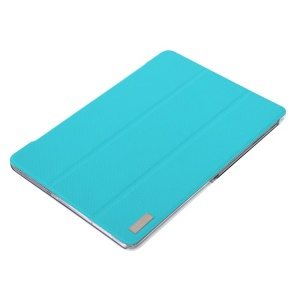 Blue ROCK Elegant Series Smart Tri-fold Leather Stand Cover for Samsung Galaxy Tab Pro 10.1 T520 T525