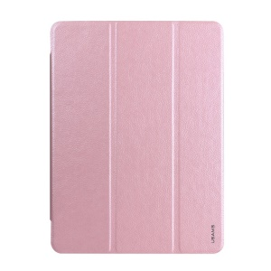 Pink USAMS Starry Sky Series Tri-fold Smart PU Leather Case for Samsung Galaxy Tab S 10.5 T800 T805