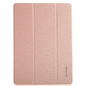 Light Gold KLD Iceland Series Tri-fold Smart Leather Stand Case for Samsung Galaxy Tab S 10.5 T800 T805