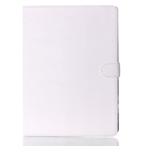 White Smart Leather Stand Cover for Samsung Galaxy Tab S 10.5 T800 T805