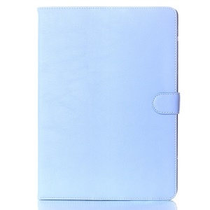 Light Blue Smart PU Leather Cover for Samsung Galaxy Tab S 10.5 T800 T805
