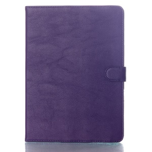 Purple Smart PU Leather Flip Case for Samsung Galaxy Tab S 10.5 T800 T805