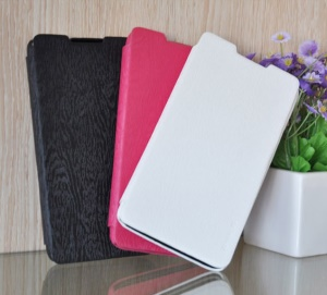 Baseus Ultrathin Series Folio Leather Case Cover for ZTE N5 Grand Memo V9815