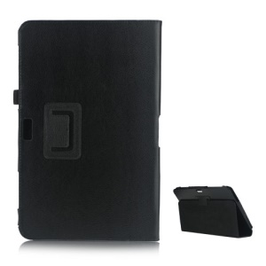 Litchi Leather Case Cover Stand for Samsung ATIV Smart PC XE500T 500T