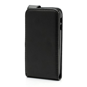 Vertical Leather Flip Case for Motorola XT626 Double V