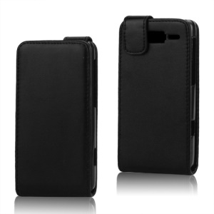 PU Leather Vertical Flip Case for Motorola RAZR i XT890