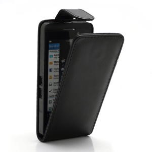 Classical PU Leather Flip Case for BlackBerry Z10 BB 10