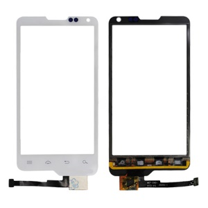 Digitizer Touch Screen Replacement for Motorola MOTO Motoluxe XT615 OEM - White