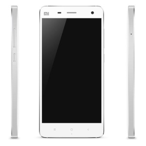 XIAOMI MI4 Smartphone Snapdragon 801 2.5GHz 3GB RAM 16GB ROM 5.0 Inch FHD screen - White