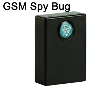 Small Surveillance GSM Spy Audio Ear Bug with SIM Card Slot