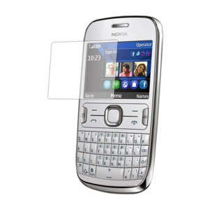 Clear LCD Screen Protector Film for Nokia Asha 302 3020