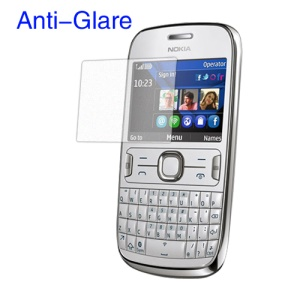 Anti-Glare Frosted Screen Protector for Nokia Asha 302 3020