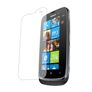 LCD Screen Guard Film for Nokia Lumia 610