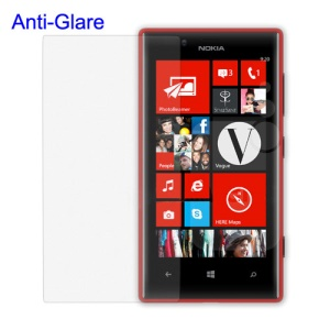 Matte Anti-Glare Phone Screen Film Guard for Nokia Lumia 720