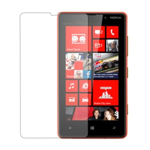 Clear Screen Protector for Nokia Lumia 820