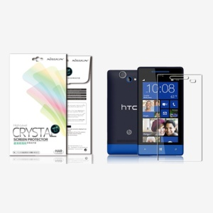 Nillkin Ultra-Clear Anti-Fingerprint Screen Protector for HTC Windows Phone 8S (Suite Edition)