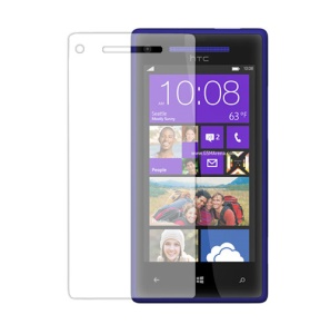 Clear LCD Touch Screen Protector Film for HTC Windows Phone 8X Accord