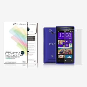 Nillkin Ultra-Clear Anti-Fingerprint Screen Protector Film for HTC Windows Phone 8X
