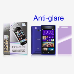 Nillkin Anti-Glare Scratch Proof Screen Guard for HTC Windows Phone 8X