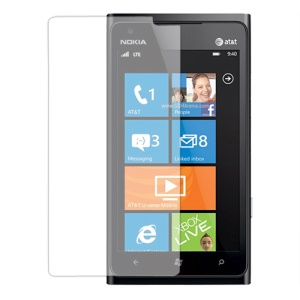 Nokia Lumia 900 Clear LCD Screen Guard