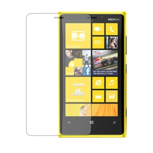 Clear LCD Screen Protector for Nokia Lumia 920