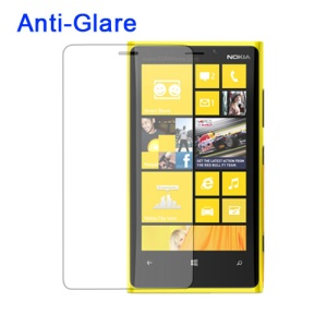 Anti-glare LCD Screen Protector Film Guard for Nokia Lumia 920