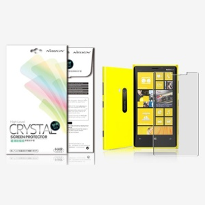 Nillkin Ultra-Clear Anti-fingerprint Screen Protective Film or Nokia Lumia 920