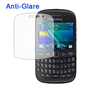 Anti-Glare Frosted Screen Guard for Blackberry Curve 9220 / 9320