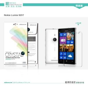 Nillkin Super Clear Anti-Fingerprint Screen Protector Film for Nokia Lumia 925