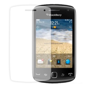 Clear LCD Screen Protector for BlackBerry Curve 9380