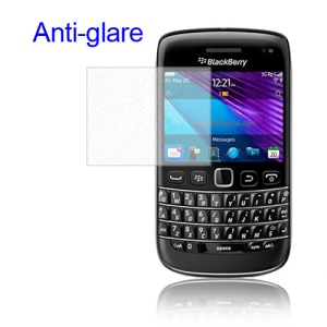 Anti-Glare Frosted screen protector for BlackBerry Bold 9790