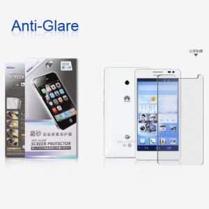 Nillkin Matte Anti-Glare Scratch-Resistant Screen Protector Film for Huawei Ascend D2