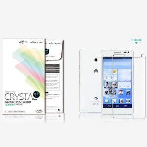 Nillkin Super Clear Anti-Fingerprint Screen Protective Film for Huawei Ascend D2
