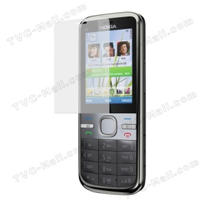 LCD Screen Protector Guard Film for Nokia C5-01