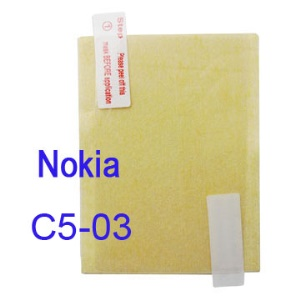 LCD Screen Protector Guard Film for Nokia C5-03