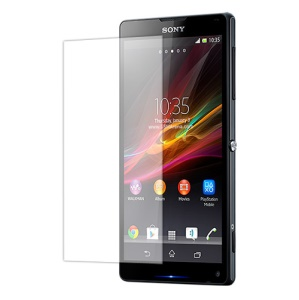 New Clear LCD Screen Protecor Film for Sony Xperia ZL C6503 L35h