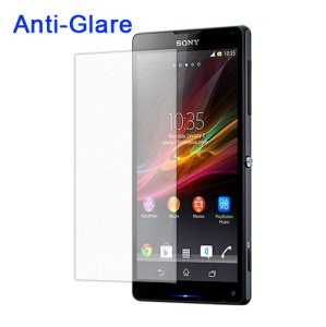 Matte Anti-Glare LCD Screen Guard Film for Sony Xperia ZL C6503 L35h